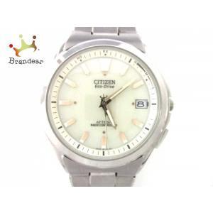 【ブランド】 CITIZEN(シチズン) 【ジャンル】 腕時計 【商品名】 アテッサ 【型番】 H1...