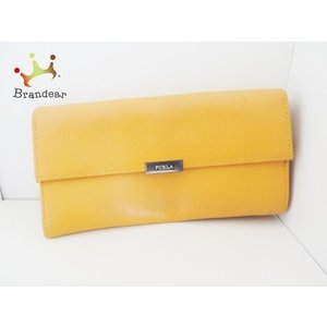 96dc7986c28a フルラ 財布 長財布 オレンジの商品一覧 通販 - Yahoo!ショッピング
