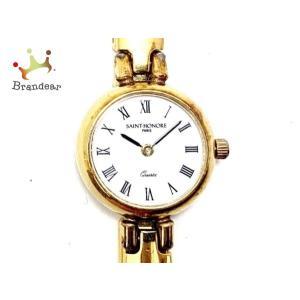 【ブランド】 SAINT HONORE(サントノーレ) 【ジャンル】 腕時計 【型番】 711006...