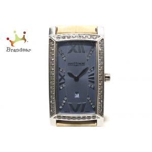 【ブランド】 SAINT HONORE(サントノーレ) 【ジャンル】 腕時計 【型番】 831014...
