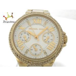 0ffeb6fe99d7 マイケルコース MICHAEL KORS 腕時計 MK-5945 レディース 白 新着 20190530