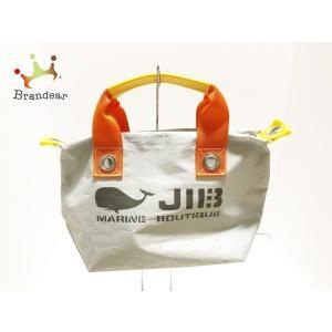 【ブランド】 JIB(ジブ) 【ジャンル】 ハンドバッグ 【実寸サイズ】 縦 : 約 18.5 cm...