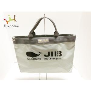 【ブランド】 JIB(ジブ) 【ジャンル】 トートバッグ 【実寸サイズ】 縦 : 約 25 cm 横...