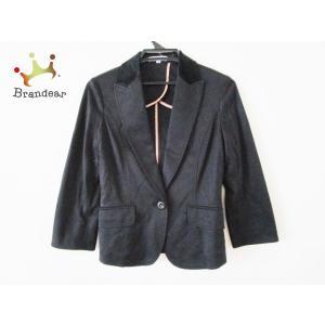 ナラカミーチェ NARACAMICIE ジャケット サイズ1 S レディース 黒       スペシャル特価 20200620 brandear