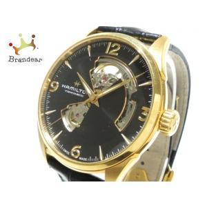 【ブランド】 HAMILTON(ハミルトン) 【ジャンル】 腕時計 【商品名】 ジャズマスター  ビ...
