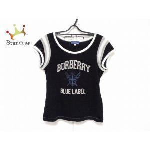 【ブランド】 Burberry Blue Label(バーバリーブルーレーベル) 【ジャンル】 半袖...