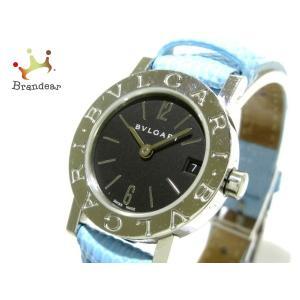 【ブランド】 BVLGARI(ブルガリ) 【ジャンル】 腕時計 【商品名】 ブルガリブルガリ 【型番...