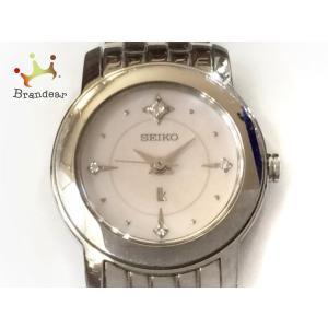 【ブランド】 SEIKO(セイコー) 【ジャンル】 腕時計 【商品名】 ルキア 【型番】 1N01-...