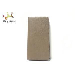 ボナベンチュラ BONAVENTURA 携帯電話ケース ブラウン 手帳型iPhoneケース レザー ...