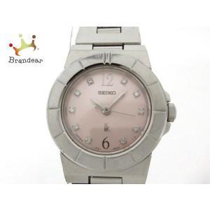 【ブランド】 SEIKO(セイコー) 【ジャンル】 腕時計 【商品名】 ルキア 【型番】 1F21-...