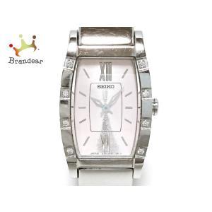 【ブランド】 SEIKO(セイコー) 【ジャンル】 腕時計 【商品名】 ルキア 【型番】 1F20-...