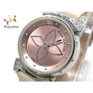 【ブランド】 LOUIS VUITTON(ルイヴィトン) 【ジャンル】 腕時計 【商品名】 タンブー...