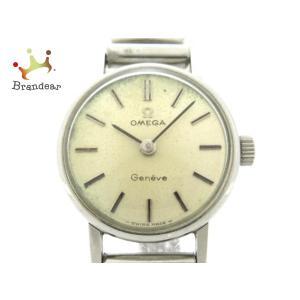 オメガ OMEGA 腕時計 ジュネーブ - レディース シルバー     スペシャル特価 20200502|brandear