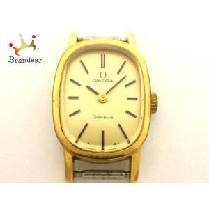 オメガ OMEGA 腕時計 ジュネーブ - レディース ゴールド     スペシャル特価 20200412|brandear