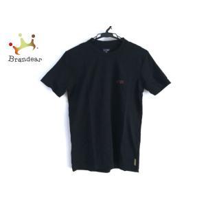 アルマーニジーンズ ARMANIJEANS 半袖Tシャツ サイズXL メンズ 黒 新着 201912...