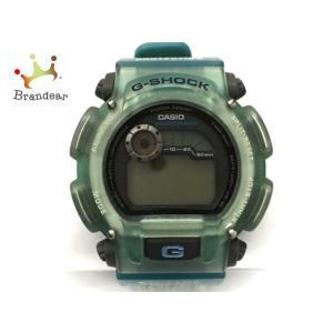 カシオ CASIO 腕時計 G-SHOCK DW-9000 メンズ ラバーベルト ダークグレー 新着...