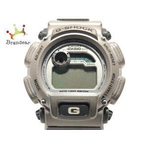 カシオ CASIO 腕時計 DW-9000 メンズ グレー 新着 20191128