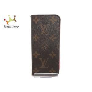 ルイヴィトン LOUIS VUITTON 携帯電話ケース モノグラム IPHONE 7 & 8 ・フォリオ M61906 ローズ     スペシャル特価 20200713 brandear