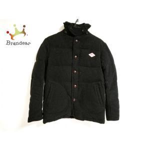 ダントン DANTON ダウンジャケット サイズ36 S レディース 黒 ×BEAMS/冬物  値下...