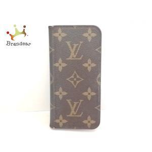 ルイヴィトン LOUIS VUITTON 携帯電話ケース モノグラム IPHONE X & XS・フォリオ M63444 ローズ   スペシャル特価 20200923 brandear