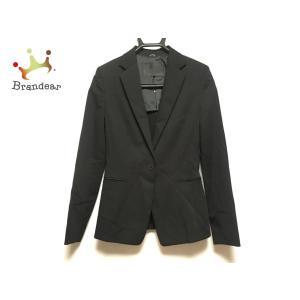 アンタイトル UNTITLED ジャケット サイズ1 S レディース 美品 黒 肩パッド   スペシャル特価 20200529 brandear