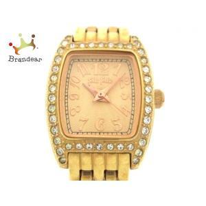 フォリフォリ FolliFollie 腕時計 レディース ブラウン 新着 20200304