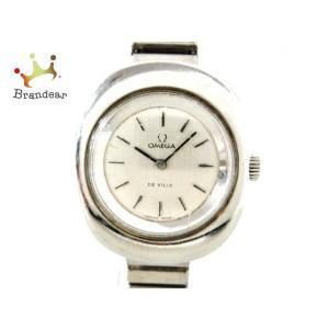 オメガ OMEGA 腕時計 デビル レディース シルバー 新着 20200927|brandear
