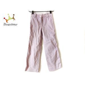 ルイヴィトン LOUIS VUITTON パンツ サイズ36 S レディース - ライトピンク フルレングス     スペシャル特価 20200827 brandear