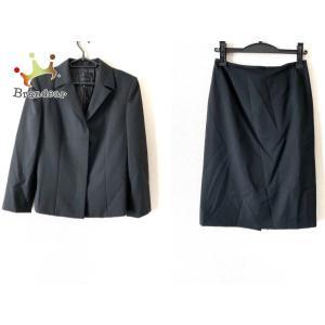 アンタイトル UNTITLED スカートスーツ レディース - 黒   スペシャル特価 20200725 brandear
