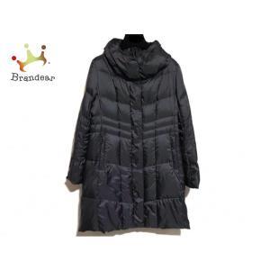 アンタイトル UNTITLED ダウンコート サイズ2 M レディース 黒 冬物/ジップアップ 新着 20200326 brandear