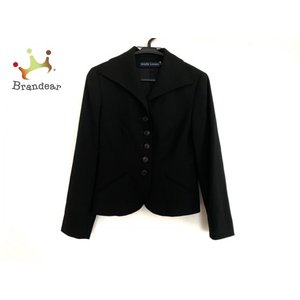 ラルフローレン RalphLauren ジャケット サイズ9 M レディース 美品 黒 肩パッド   スペシャル特価 20200911|brandear