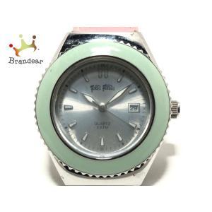 フォリフォリ FolliFollie 腕時計 WF5T126SDS レディース シルバー 新着 20...