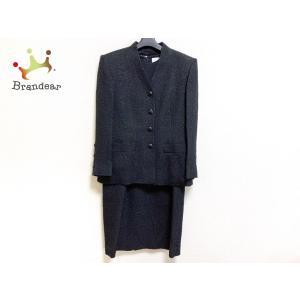 ジバンシー GIVENCHY ワンピーススーツ サイズ14 XL レディース 美品 - 黒 新着 2...
