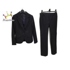 アンタイトル UNTITLED レディースパンツスーツ サイズ1 S レディース - 黒 肩パッド   スペシャル特価 20200713 brandear