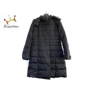 アンタイトル UNTITLED ダウンコート サイズ3 L レディース - 黒 七分袖/リバーシブル/冬 新着 20200520 brandear