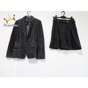 ナラカミーチェ NARACAMICIE スカートスーツ サイズ136 レディース - 黒 新着 20200814 brandear