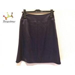 エポカ EPOCA スカート サイズ38 M レディース 美品 パープル 光沢感   スペシャル特価 20200826|brandear