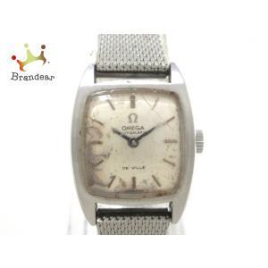オメガ OMEGA 腕時計 レディース シルバー 新着 20200804|brandear