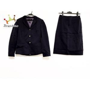 エポカ EPOCA スカートスーツ サイズ40 M レディース 美品 パープル   スペシャル特価 20200805|brandear