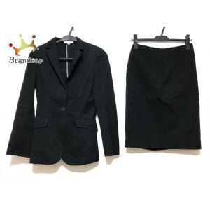 ナラカミーチェ NARACAMICIE スカートスーツ サイズI S レディース 黒   スペシャル特価 20200924 brandear