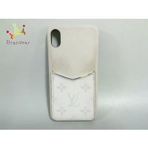 ルイヴィトン LOUIS VUITTON 携帯電話ケース タイガラマ IPHONE バンパー XS MAX M30277 ブロン   スペシャル特価 20200813 brandear