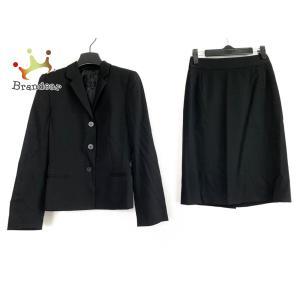 アンタイトル UNTITLED スカートスーツ レディース 黒  値下げ 20200927 brandear