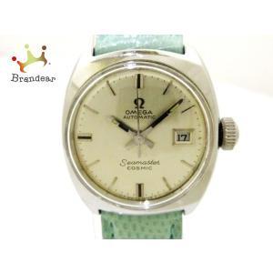 オメガ OMEGA 腕時計 シーマスター 566010-T00L 102 レディース シルバー 新着 20200901|brandear