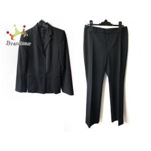 アンタイトル UNTITLED レディースパンツスーツ サイズ2 M レディース - 黒 肩パッド/3点セット   スペシャル特価 20200910 brandear