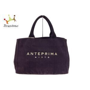 アンテプリマミスト ANTEPRIMA MISTO トートバッグ ダークブラウン キャンバス 新着 20200801 brandear