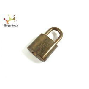 ルイヴィトン LOUIS VUITTON 小物 美品 パドロック R10000 ゴールド 302 真鍮  スペシャル特価 20200830 brandear