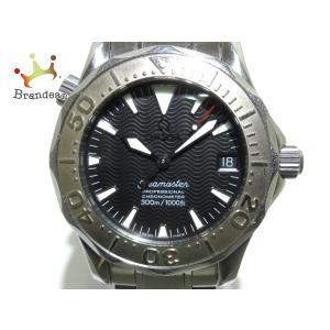 オメガ OMEGA 腕時計 シーマスタープロフェッショナル 300 2236.50 ボーイズ SS×K18WG 黒  値下げ 20200927|brandear