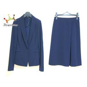 ナラカミーチェ NARACAMICIE スカートスーツ サイズ0 XS レディース - ダークネイビー 新着 20200802 brandear