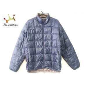 モンベル mont-bell ダウンジャケット サイズS メンズ 美品 ネイビー 冬物   スペシャ...