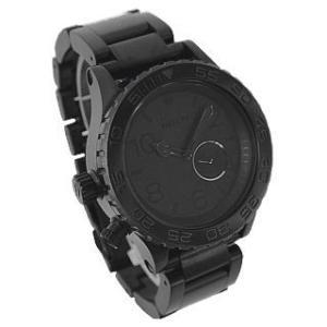ニクソン NIXON 時計  THE 42-20 フォーティーツートゥエンティ タイド A035-001 メンズ オールブラック ブレス  男女兼用腕時計|brandechoice